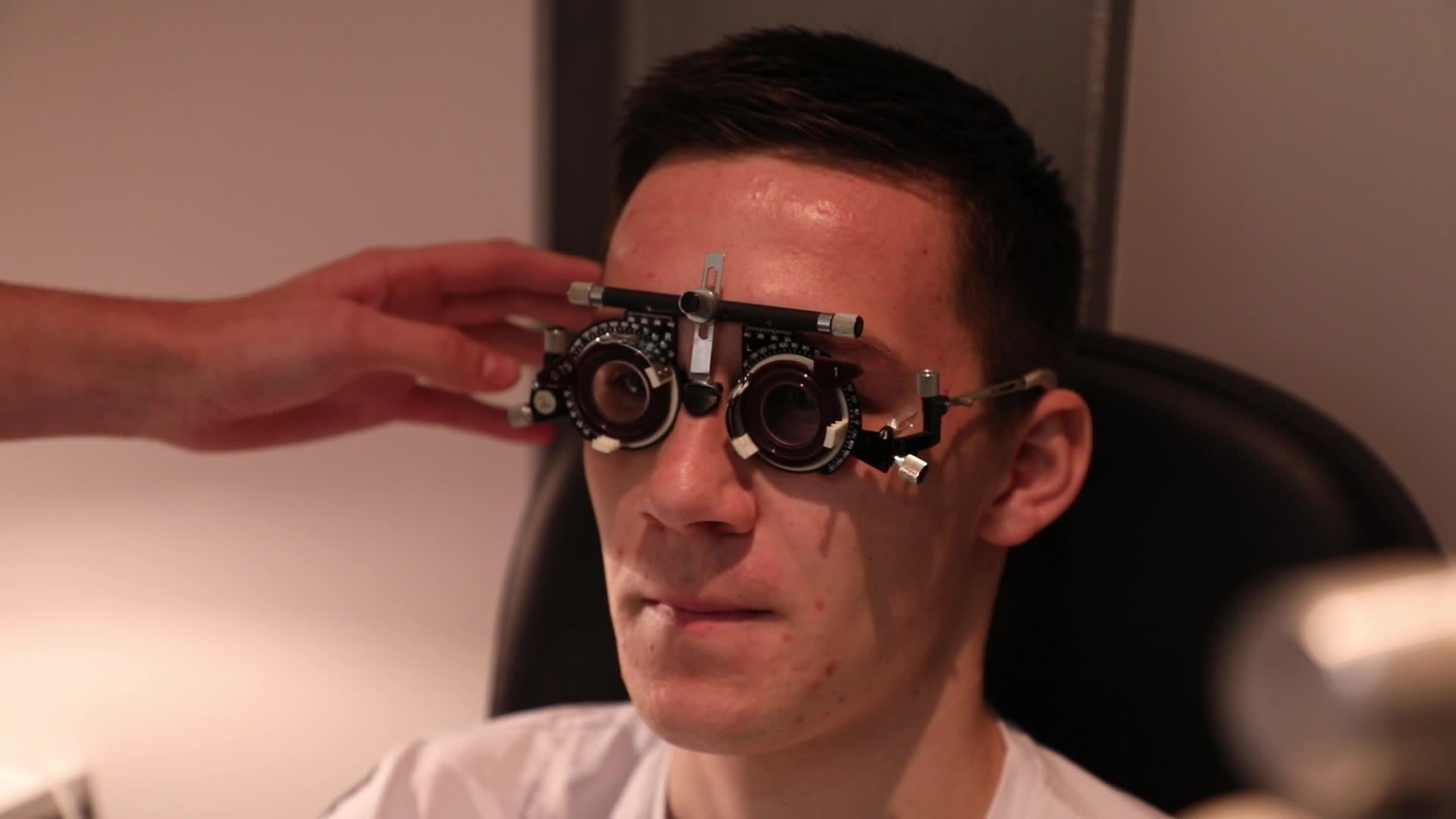 Video : BTS Opticien lunetier