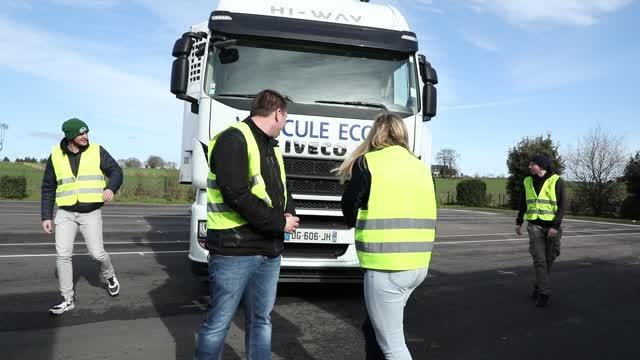 CAP Conducteur routier marchandises thumbnail