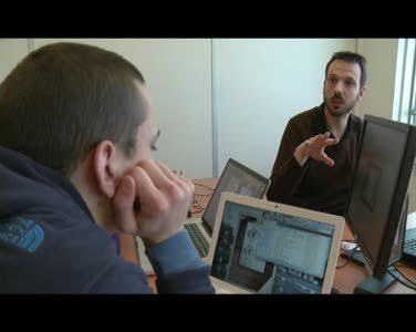 Video : Chef de projet informatique (application mobile)