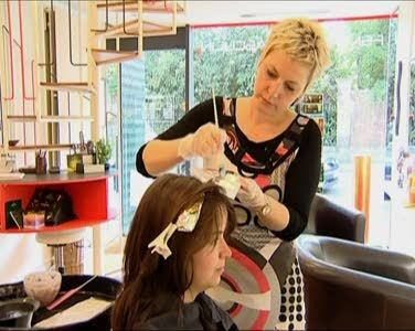 Video : Coiffeuse