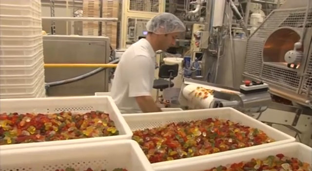 Video : Conducteur de ligne de production alimentaire