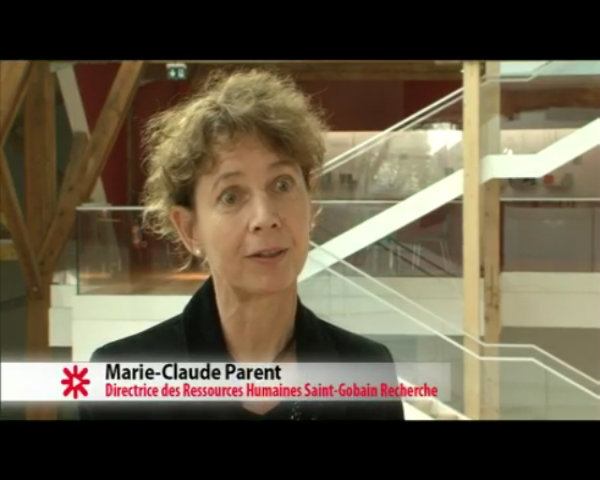 Interview de Marie-Claude Parent, DRH d'un centre de recherche thumbnail