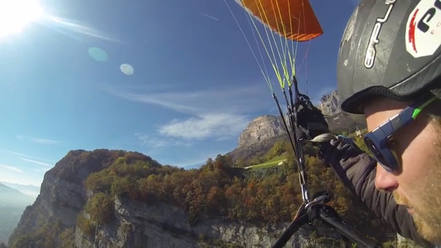 Video : Moniteur de parapente