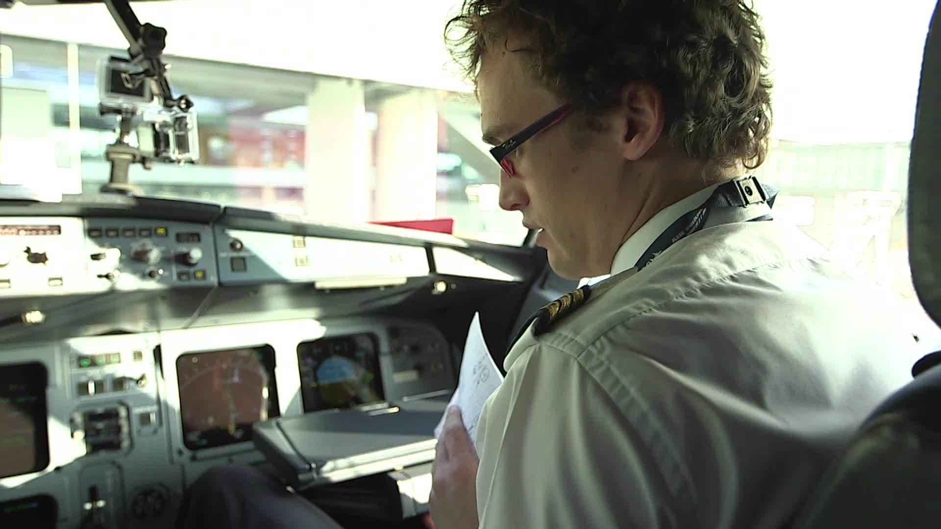 Video : Personnel Navigant Technique ou Pilote de ligne