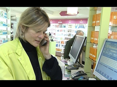 Video : Pharmacienne d'officine