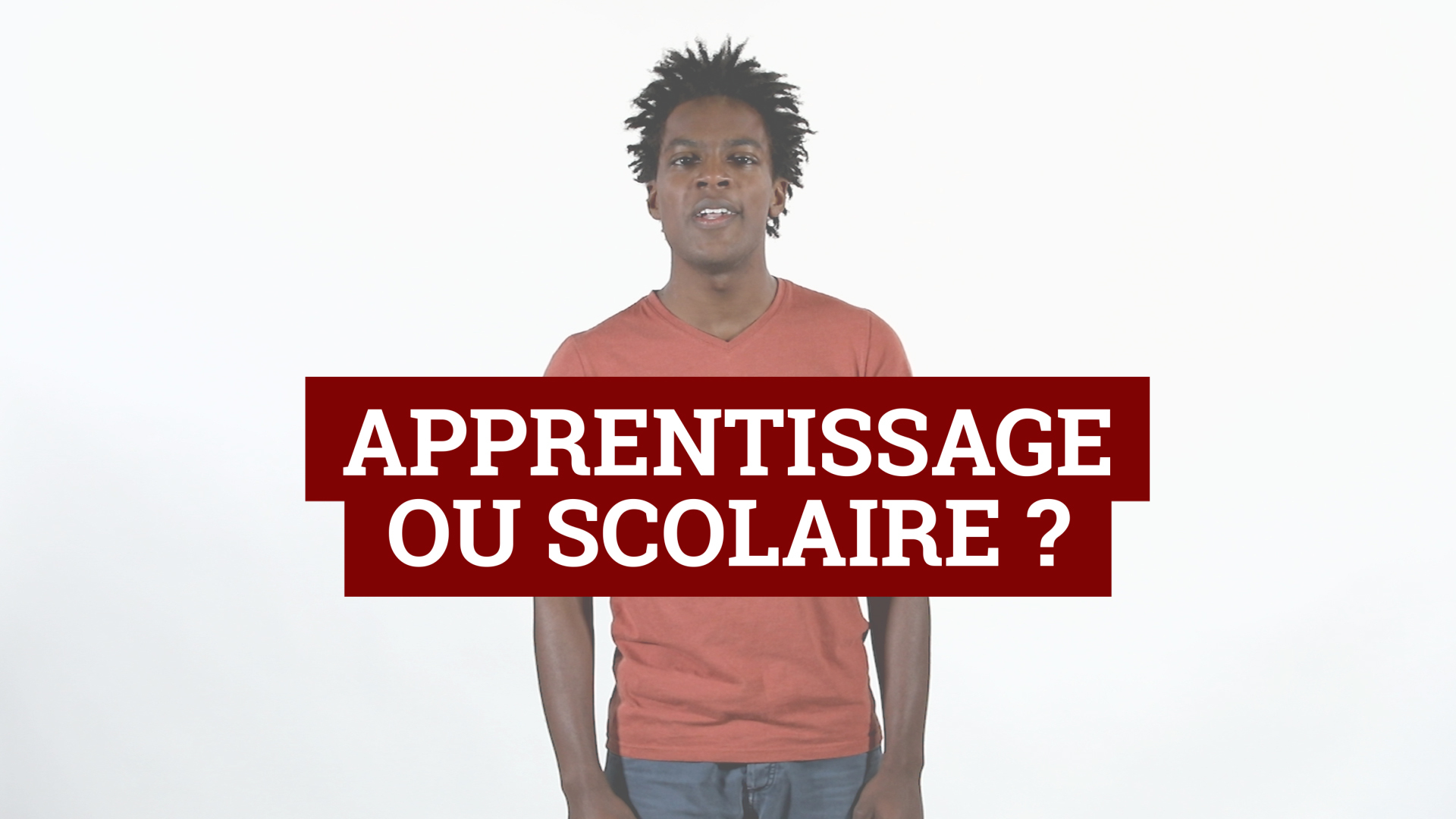 Pose-toi la question ! Apprentissage ou Scolaire ? thumbnail
