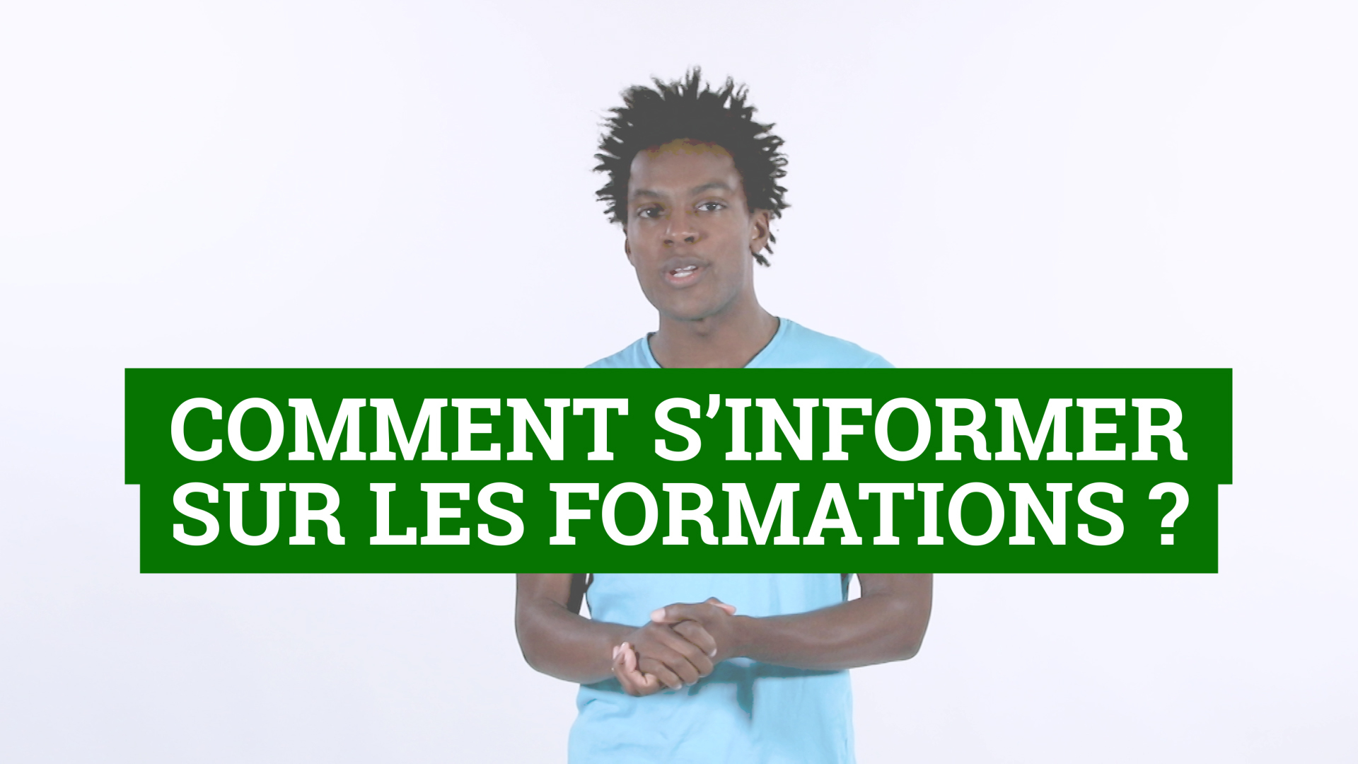 Pose-toi la question ! Comment s'informer sur les formations ? thumbnail