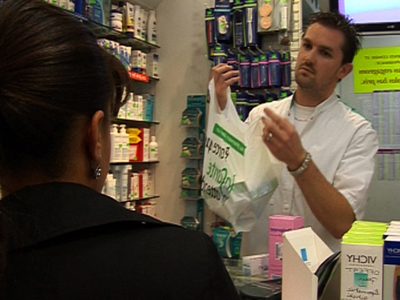 Video : Préparateur en pharmacie