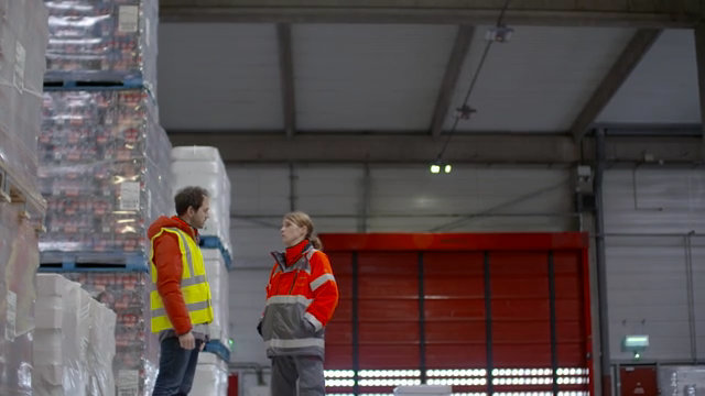 Video : Responsable logistique agroalimentaire