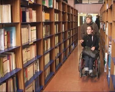 Sarah, étudiante en situation de handicap thumbnail