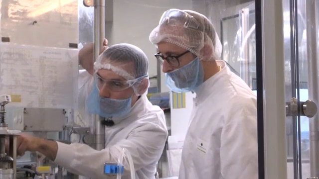 Video : Technicien de maintenance dans l'industrie pharmaceutique