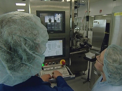 Video : Technicien de maintenance (industrie du médicament)